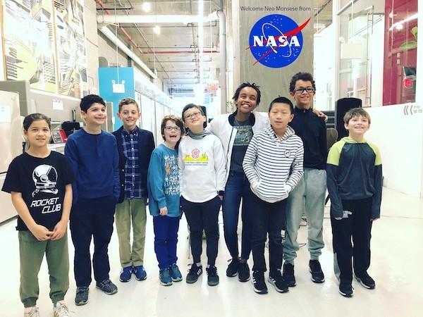 Climate Change NASA Data Scientist