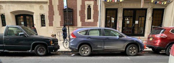 Free Parking Upper West Side