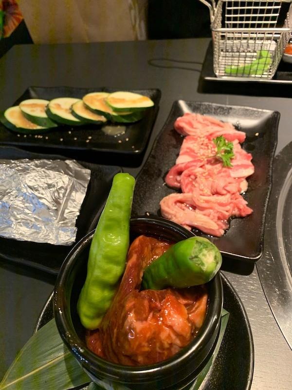 Gyu Kaku Beef