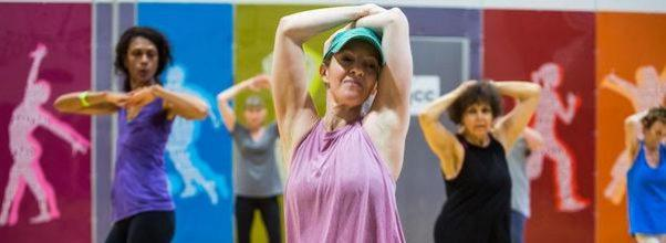 JCC New Year's Day Free Fitness Fair
