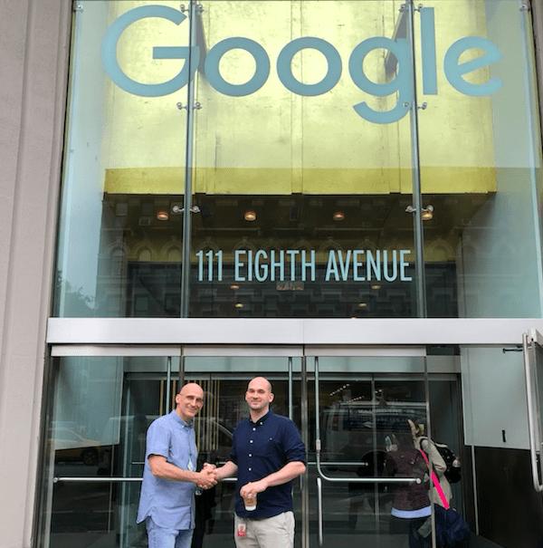 Mike at Google