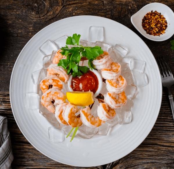 Shrimp Cocktail Mighty Catch NY