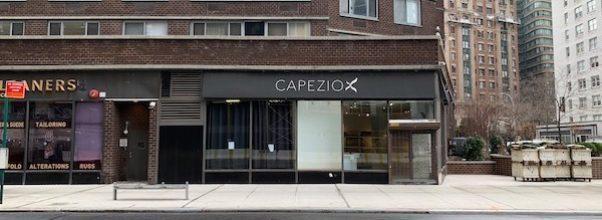 Upper West Side Capezio Closed