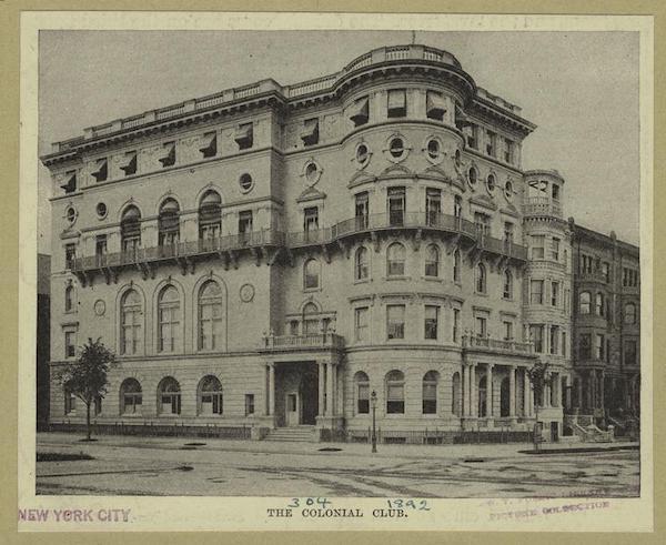 Colonial Club Upper West Side