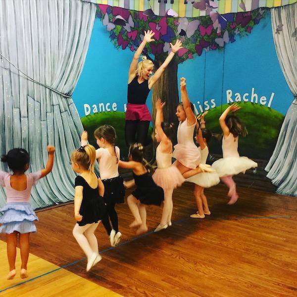 Dance with Miss Rachel