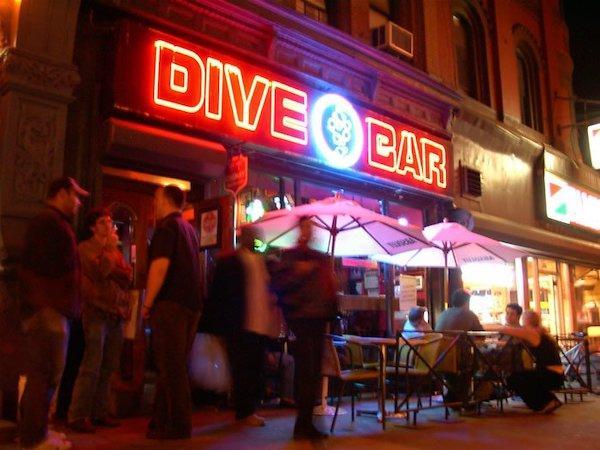 Dive Bar 96th Street