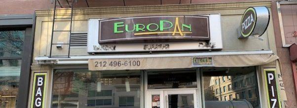 Europan closed