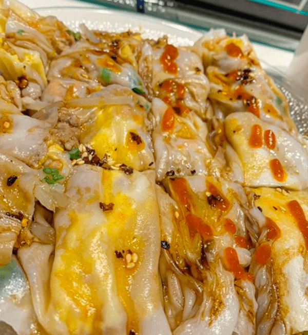 Joe's Steam Rice Roll