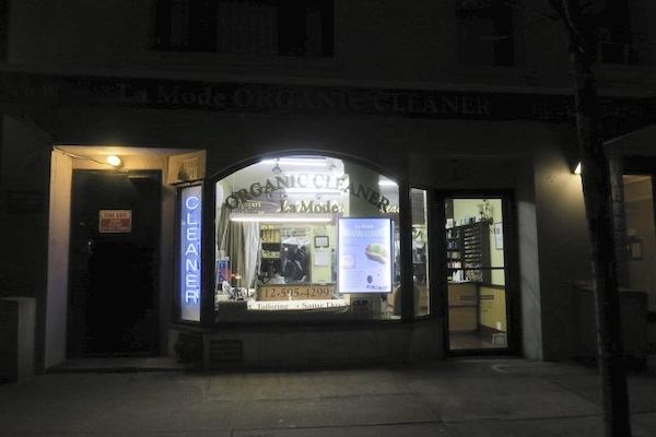 La Mode Organic Cleaners