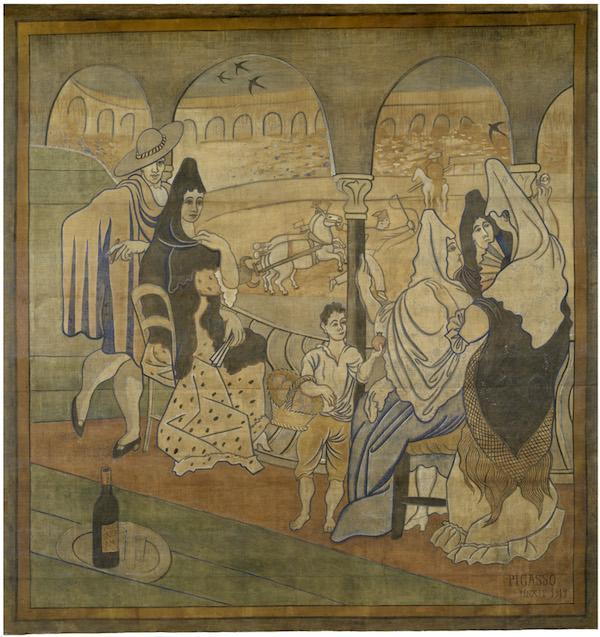 Le Tricorne Picasso