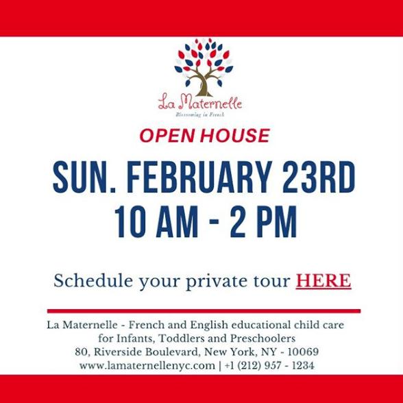 Open House La Maternelle