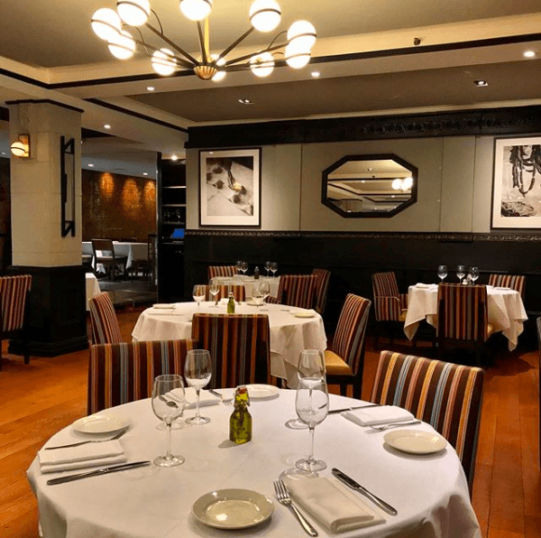 Tavola Della Nonna Dining Room
