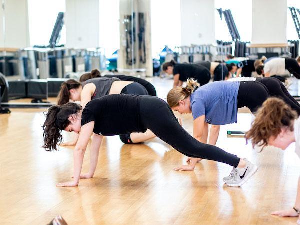 Teen Fitness JCC Manhattan