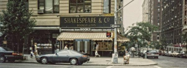 The Upper West Side in the 1980's