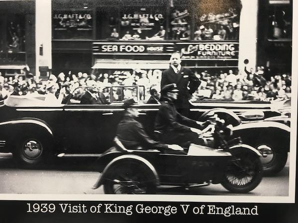 1939 King George V England