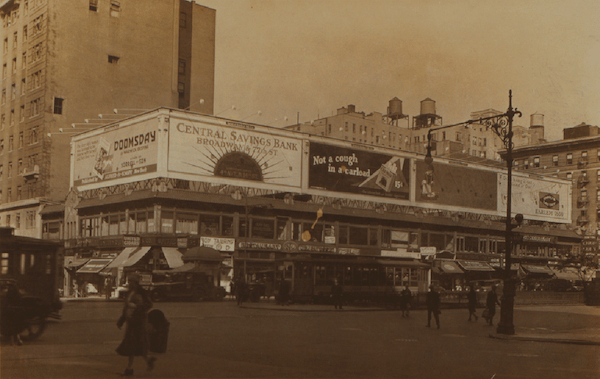 86th and Broadway - 1927