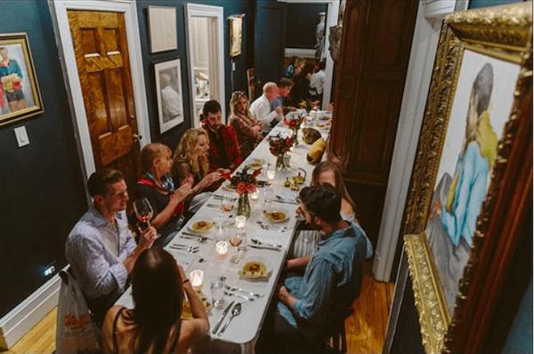 Apthorp Dinner Party