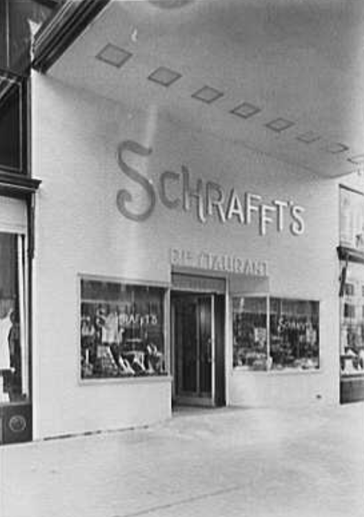Broadway Schrafft's