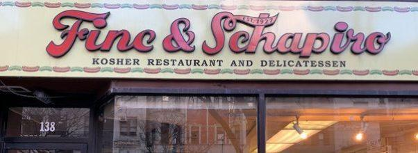 Fine & Schapiro Has Closed For Good