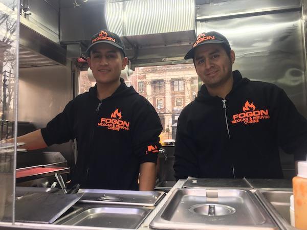 Fogon Food Truck Columbia