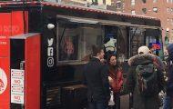 Food Trucks Columbia University
