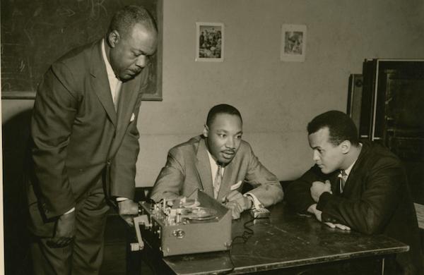 Harry Belafonte MLK JR
