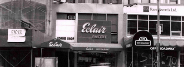 Old Restaurants Upper West Side