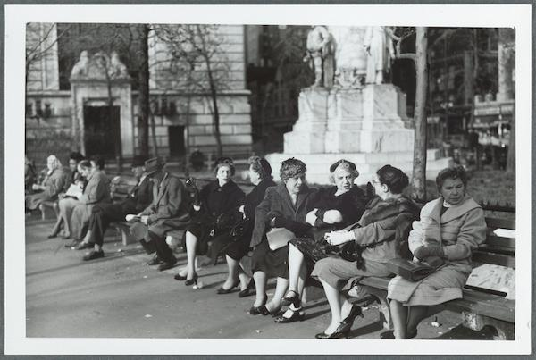 Verdi Square 1961