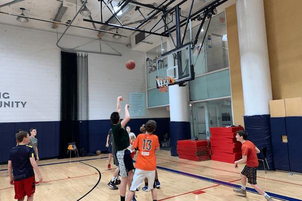 boys basketball nyc pickup sports