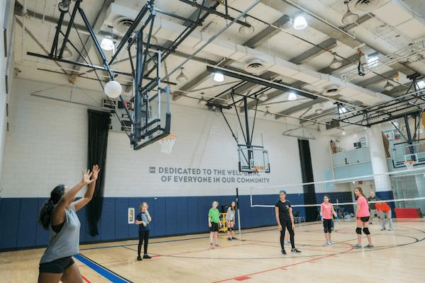 girls volleyball nyc pickup sports