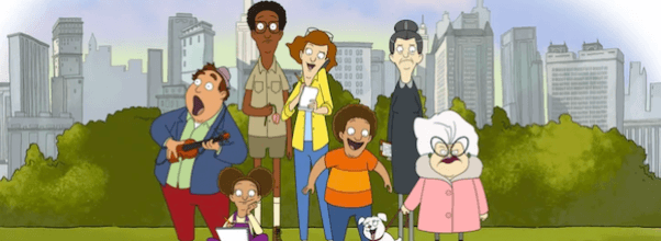 Central Park Animated TV Series