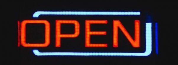 Columbus Avenue Stores and Restaurants Open