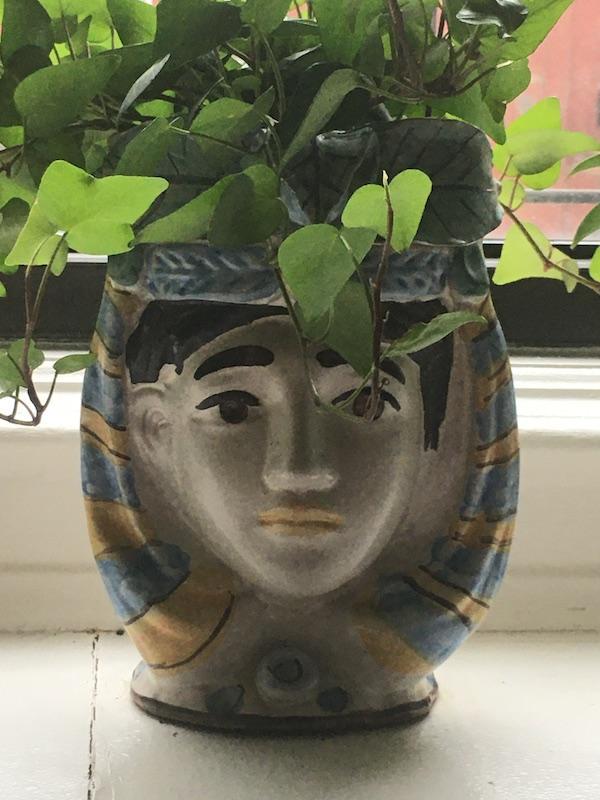 Italian Vase Planter