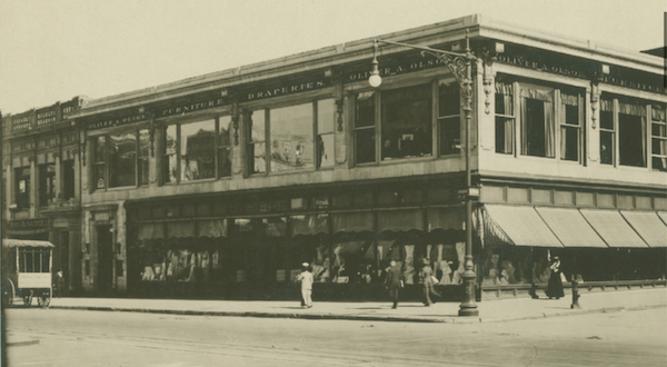 Oliver Olson's Department Store