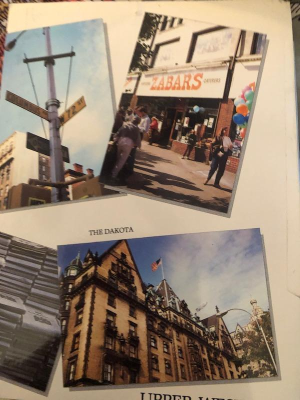 UWS Postcards