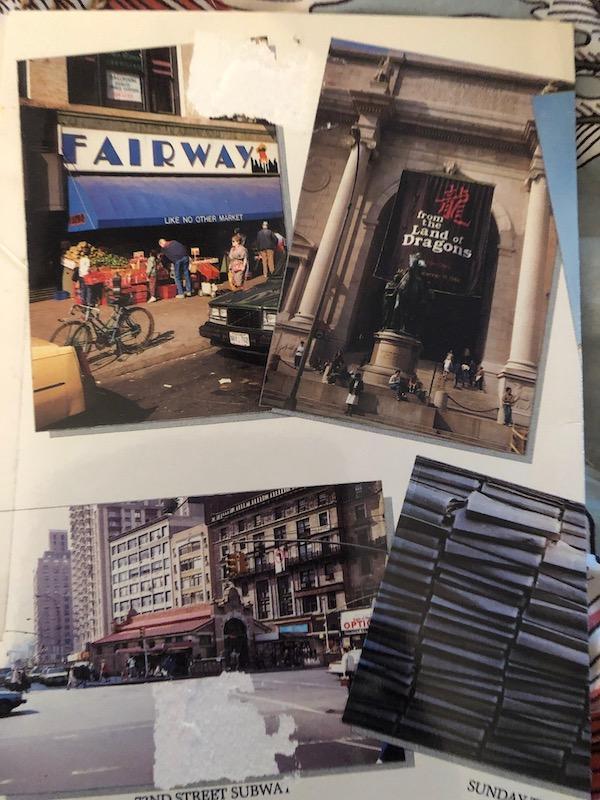 Upper West Side Postcards