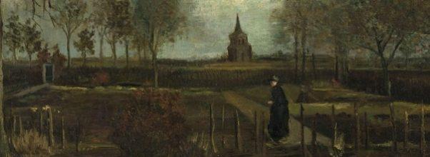 Van Gogh stolen from museum in Amsterdam