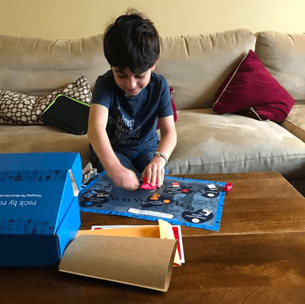 at-home learning nyc