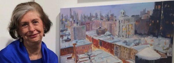 painter Joan Menschenfreund
