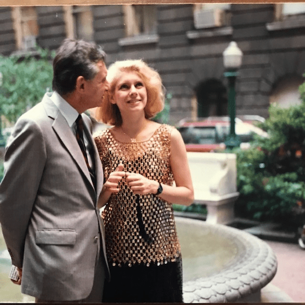 Apthorp Courtyard 1987