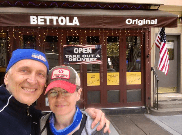 Bettola Pickup Delivery NYC