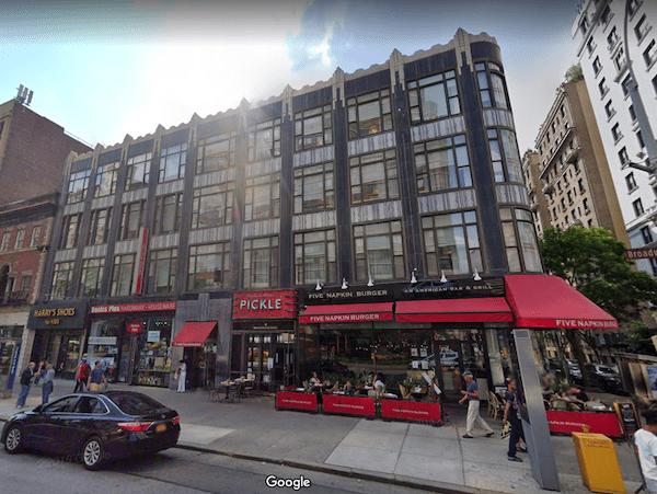 Broadway Fashion Building