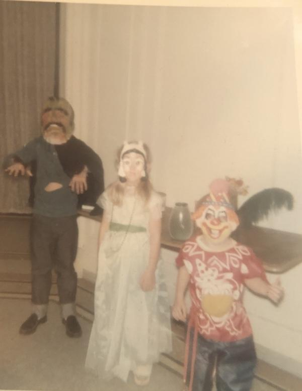 Halloween Apthorp 1960s