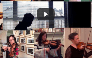 Musicians of the NY Philharmonic Perform Virtually