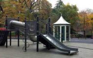 NYC Playgrounds Close