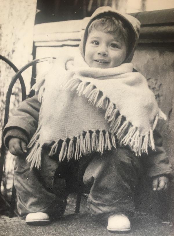 1940s little boy NYC