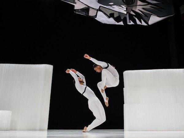 Ballet Hispanico Carmen Lincoln Center
