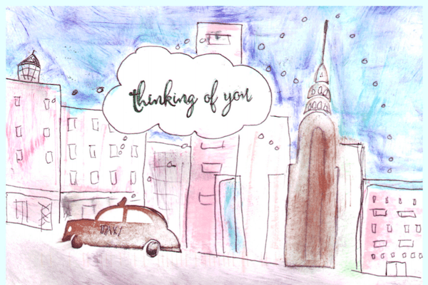 Letters to older New Yorkers