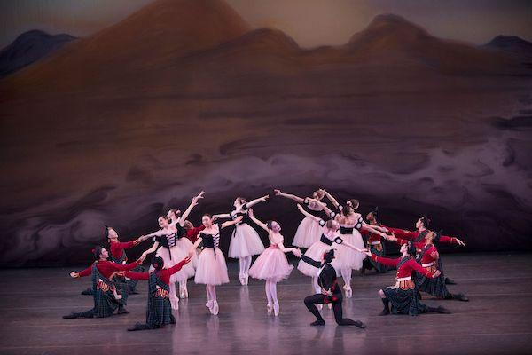 Lincoln Center Dance Week School American Ballet