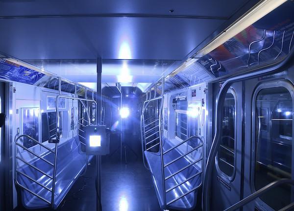 MTA UVC Light